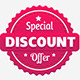 Limited Discount Sale Badges - GraphicRiver Item for Sale