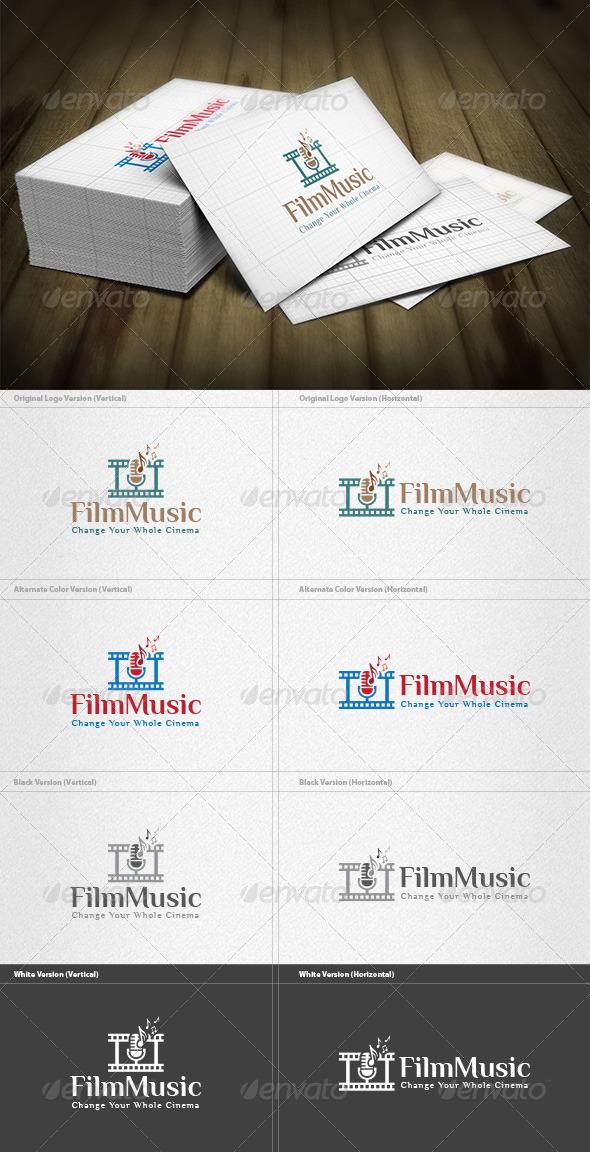 Film Music Logo