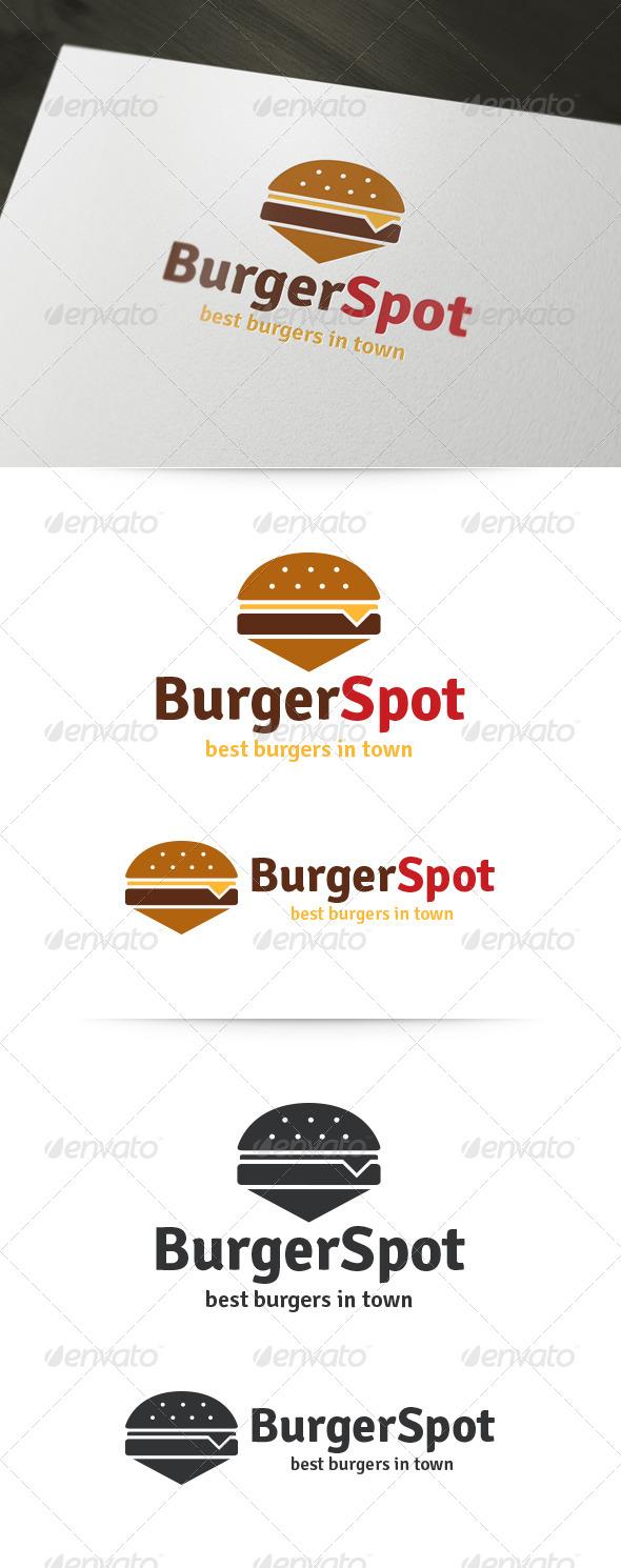 Burger Spot Logo