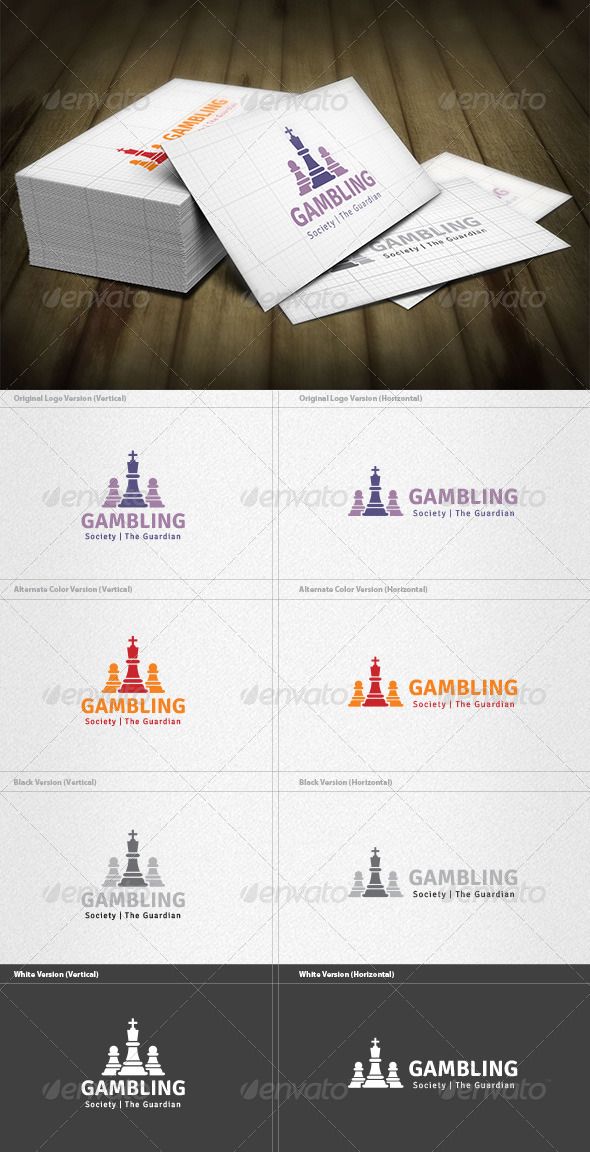 Gambling Society Logo