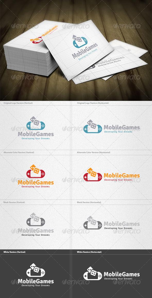 Mobile Games Logo