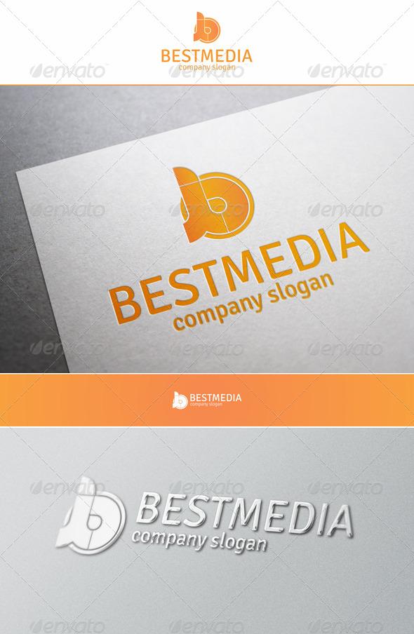 Best Media - B Creative Logo
