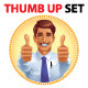 Thumb Up Set - GraphicRiver Item for Sale