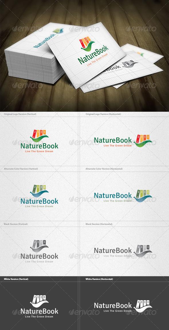 Nature Book Logo