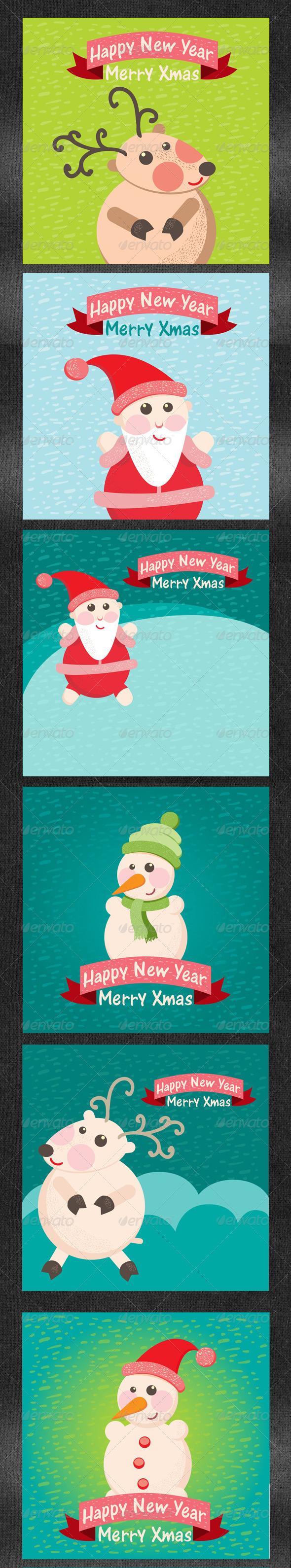 Christmas Greeting Card Part 2