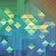 Geometric Retro Background - GraphicRiver Item for Sale