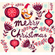 Vector Christmas Card - GraphicRiver Item for Sale