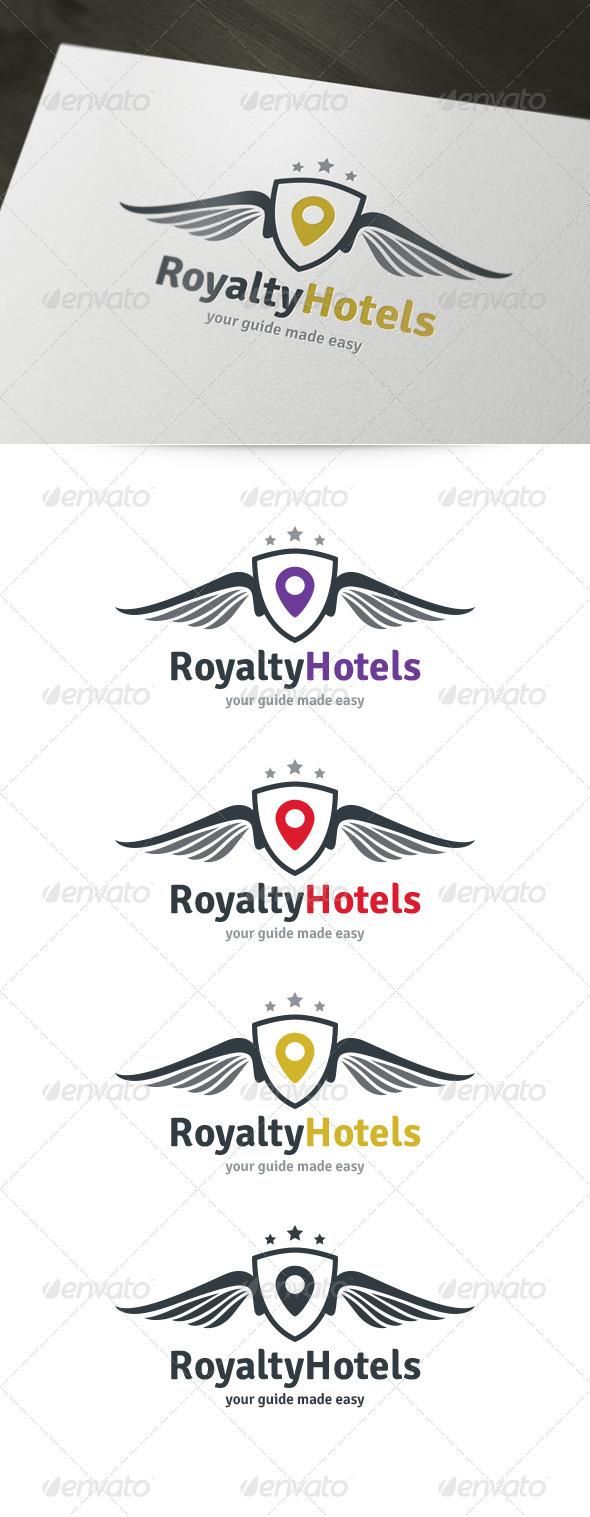 Royal Hotels Logo