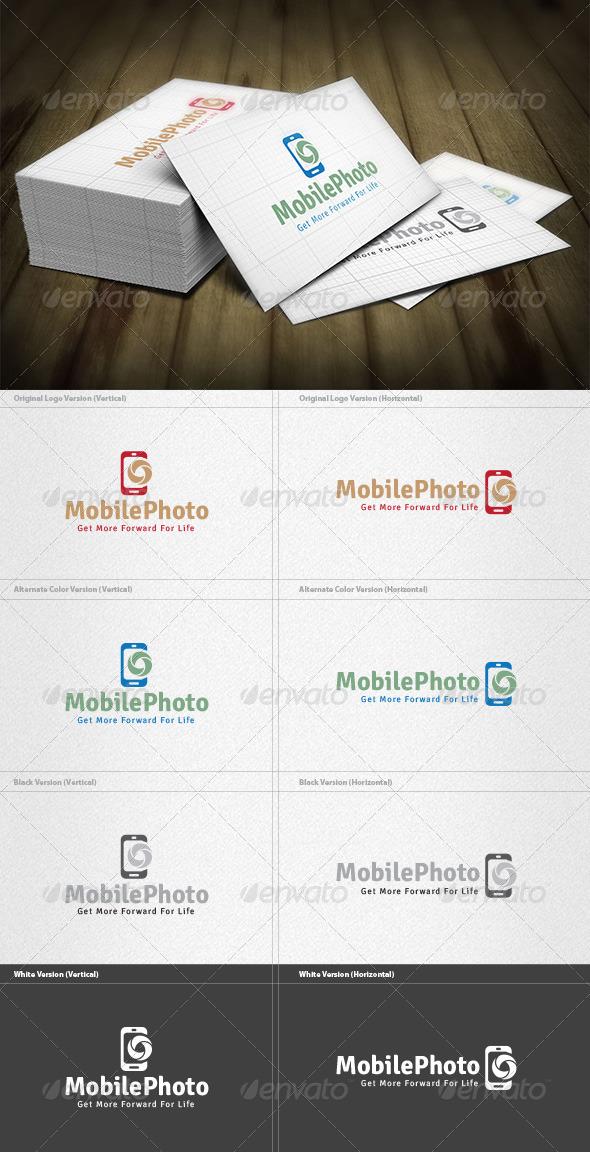 Mobile Photo Logo