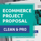 E-commerce Project Proposal Template - GraphicRiver Item for Sale