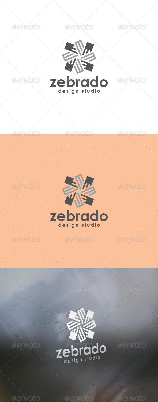 Zebrado Logo