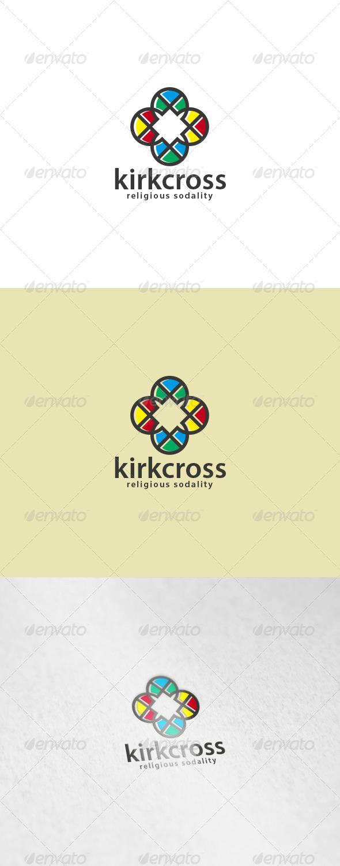 Kirk Cross Logo