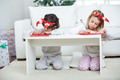 Children Writing Letter To Santa Claus During Christmas - PhotoDune Item for Sale