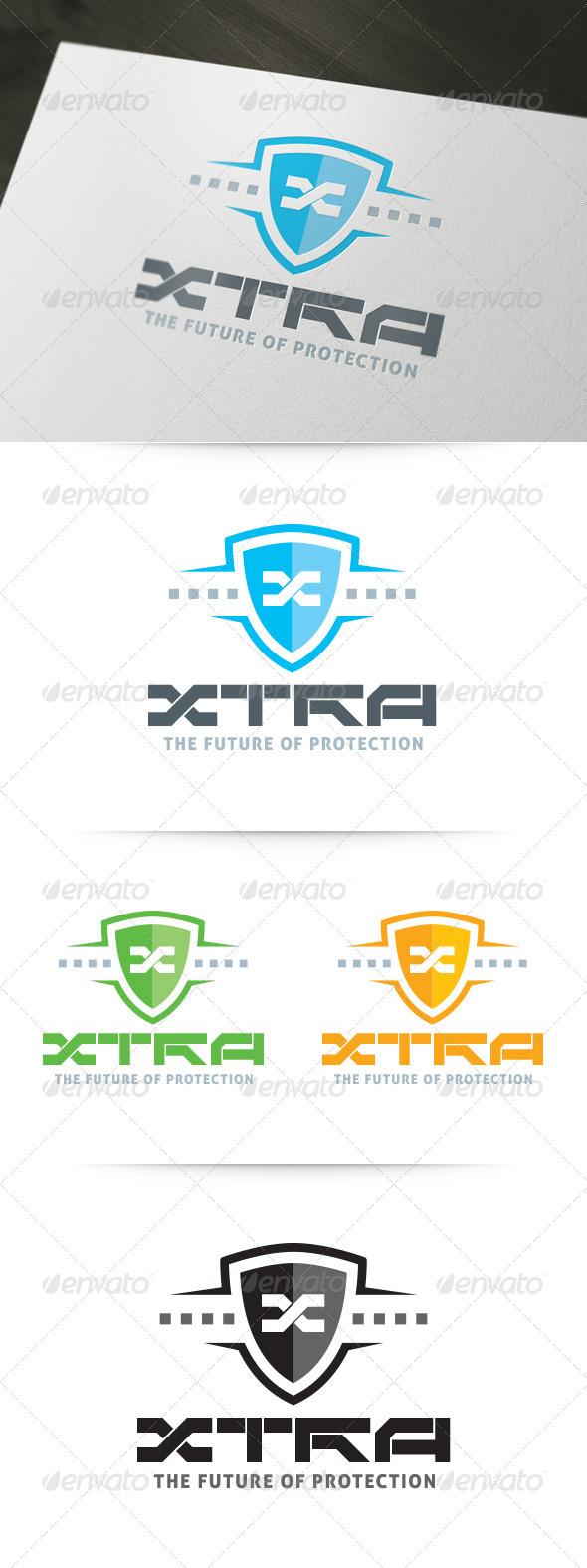 XTRA - Future Protection Logo