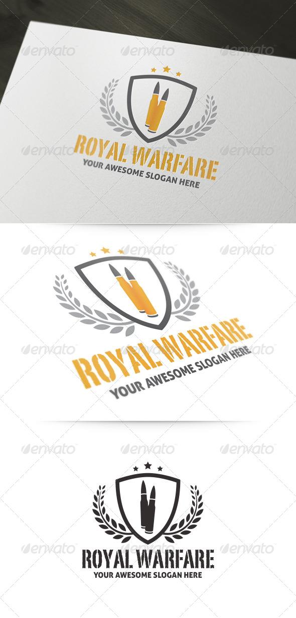 Royal Warfare Logo