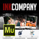 Ink Company  | Personal Creative Portfolio - ThemeForest Item for Sale