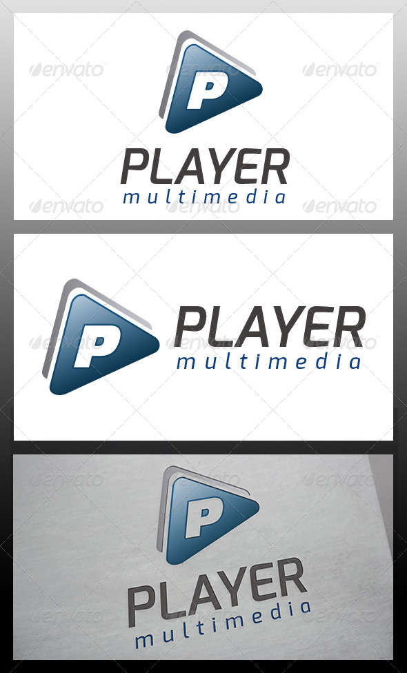 Player Logo Template