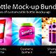 Bottle Mock-up Bundle - GraphicRiver Item for Sale