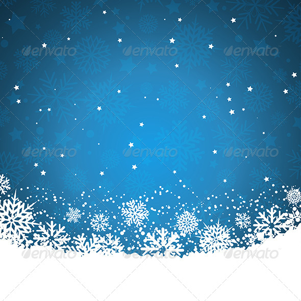 Winter Vectors From Graphicriver Page 9