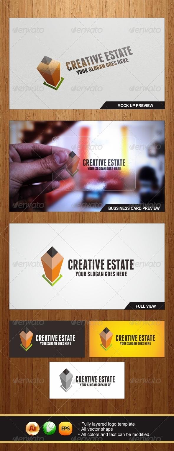 Creative Estate Logo