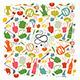 Cookbook Cover Illustration - GraphicRiver Item for Sale