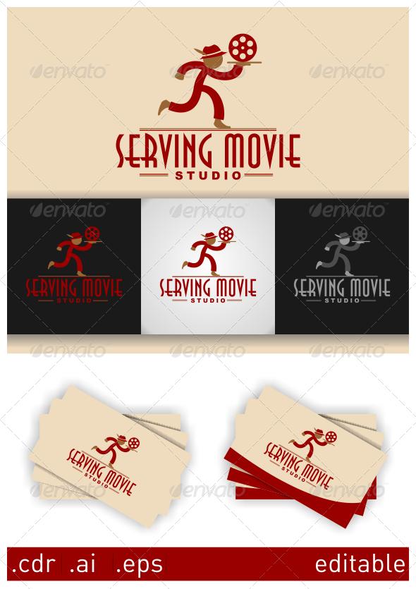 Serving Movie Studio Logo