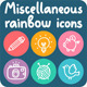 Miscellaneous Doodle Icons - GraphicRiver Item for Sale
