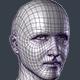 Base Mesh Human Head - 3DOcean Item for Sale