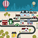Our City - GraphicRiver Item for Sale