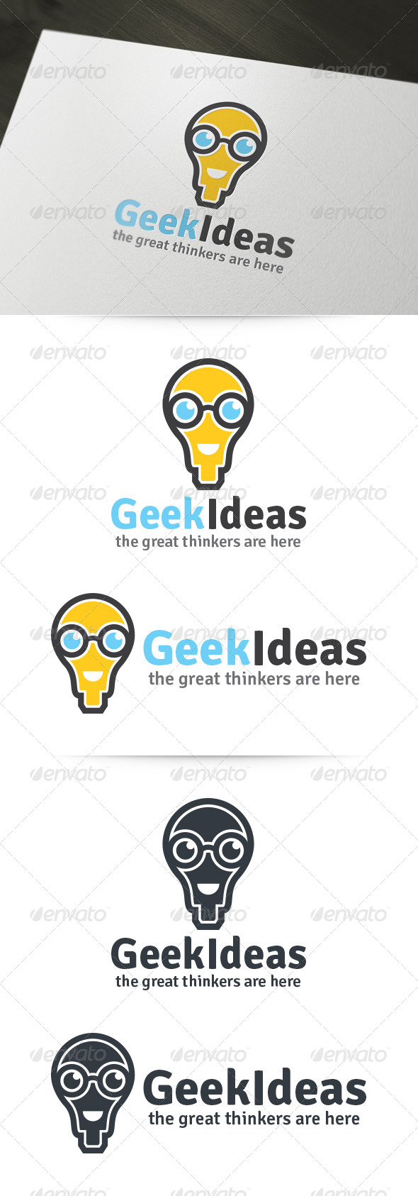 Geek Ideas Logo