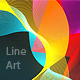 Line Art Brushes - GraphicRiver Item for Sale