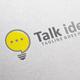 Talk Idea Logo - GraphicRiver Item for Sale