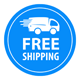 Free Shipping Badges - GraphicRiver Item for Sale