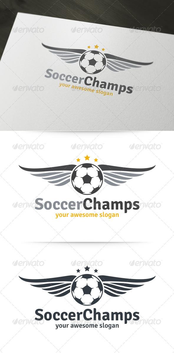 Soccer Champs Logo