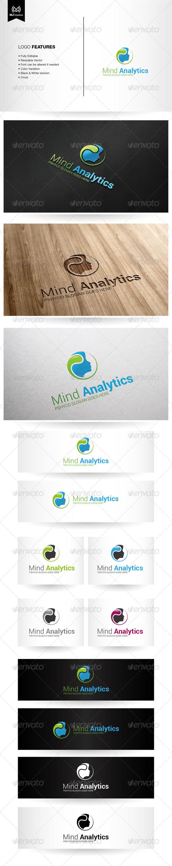 Mind and Psychology Logo