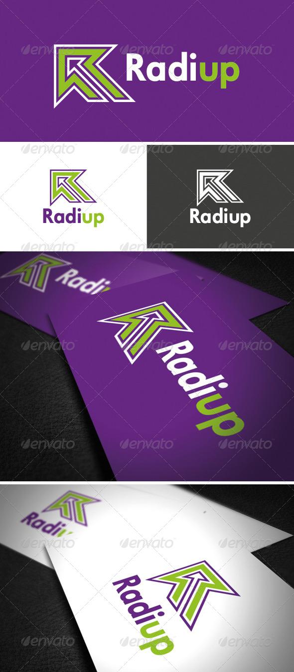 RadiUp Logo