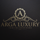 Arga Luxury Logo - GraphicRiver Item for Sale