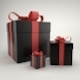 Christmas gift box presents V2 - 3DOcean Item for Sale