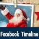 Christmas Facebook Timeline - GraphicRiver Item for Sale