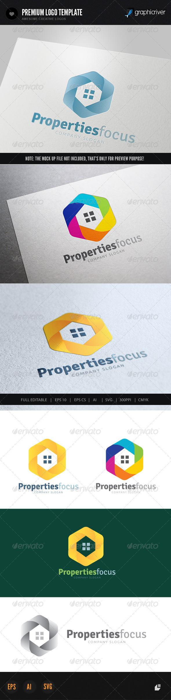 Properties Focus