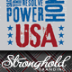Download USA Flag T-Shirt from GraphicRiver