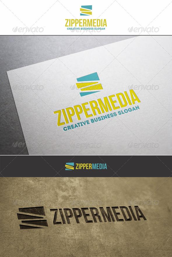 ZigZag Zipper Media Logo