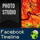 Photo Studio Facebook Timeline - GraphicRiver Item for Sale
