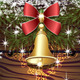 Christmas Frame with Hoar Bells Branches  - GraphicRiver Item for Sale