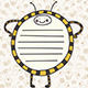 Honey Bee List - GraphicRiver Item for Sale