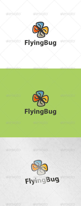 Flying Bug Logo