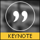 Persuasive - Keynote Presentation - GraphicRiver Item for Sale