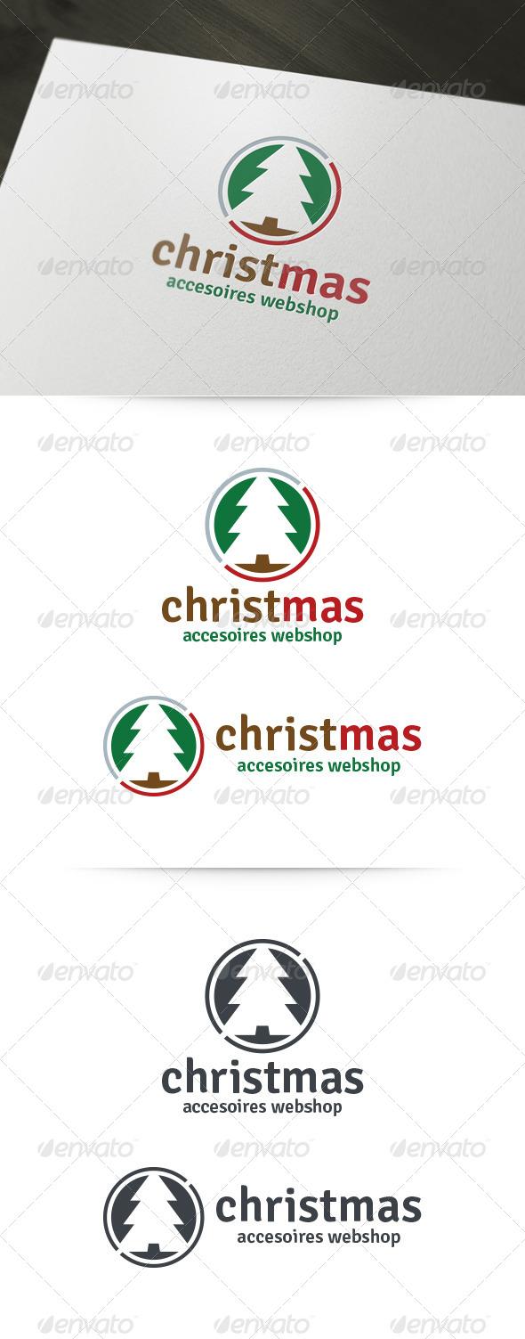 Christmas Shop Logo