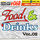 AI Styles Collection #06B: Food & Drinks #02 - GraphicRiver Item for Sale