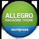 Allegro - Multipurpose News, Magazine Theme - ThemeForest Item for Sale